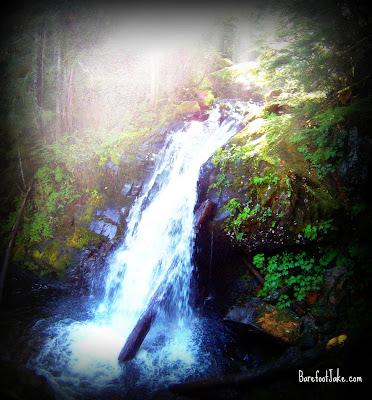 deer lake falls