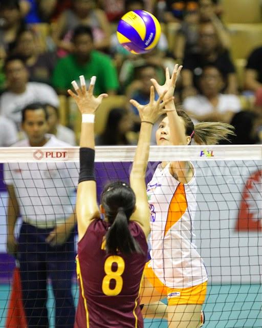 2014 Philippine Superliga All Filipino Conference, Philippines Volleyball