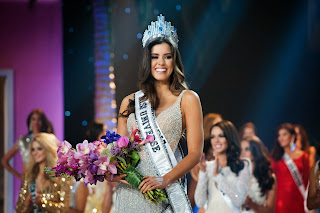 Miss Universe 2014 winner is Miss Colombia Paulina Vega