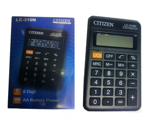 Harga Kalkulator Citizen
