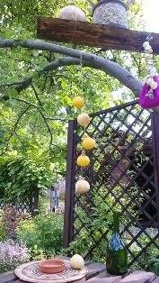 Ogród pod gruszą