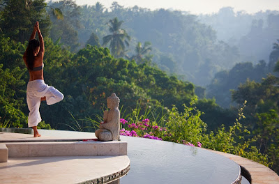 yoga inward Bali , salubrious belly , salubrious tummy , salubrious abdomen , slim tummy , salubrious trunk , exercise , yoga , belly trip the calorie-free fantastic , yoga class