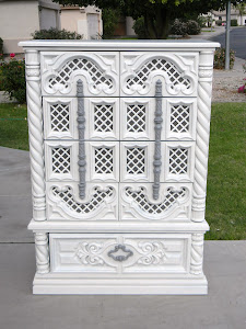 Adorable Shabby Chic Dresser  *SOLD*