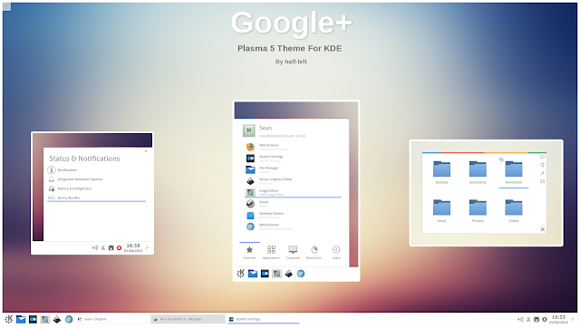 new plasma 5 themes