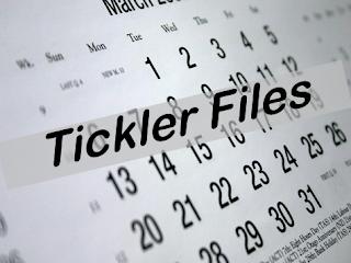 tickler files