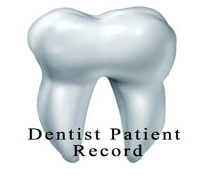 dentist Patient Record Android app