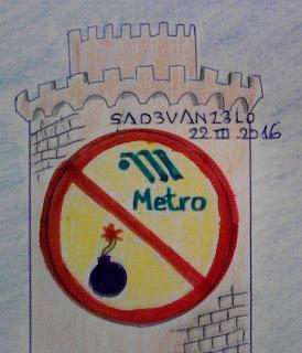 ΘΕΣΣΑΛΟΝΙΚΗ: χωρίς Μετρό, χωρίς Βόμβες