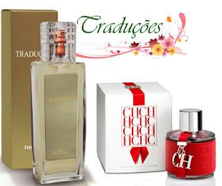 Perfume hinode CH Red - Traduções Gold nº 55 Feminino