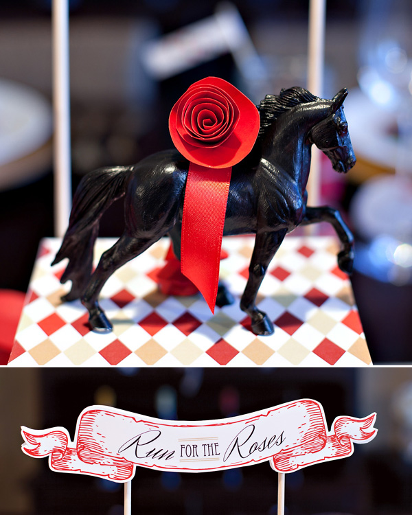 Party frosting kentucky derby ideas inspiration