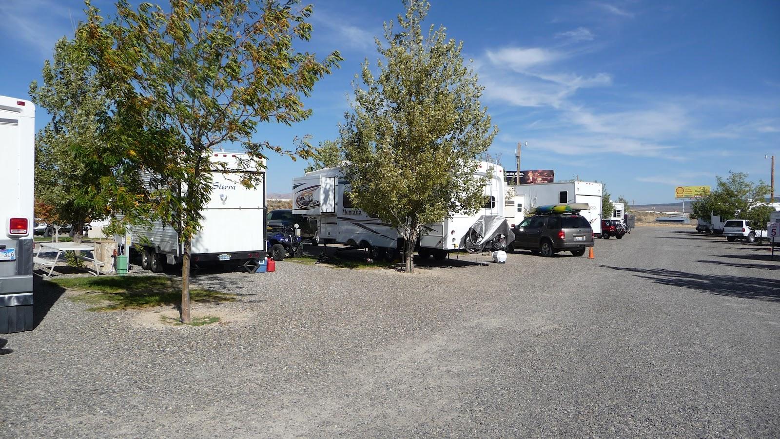 Metamorphosis Road Campground Review Angel Lake Rv Park