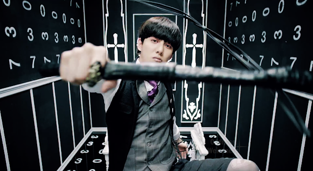 Block B Park Kyung Very Good mv 2