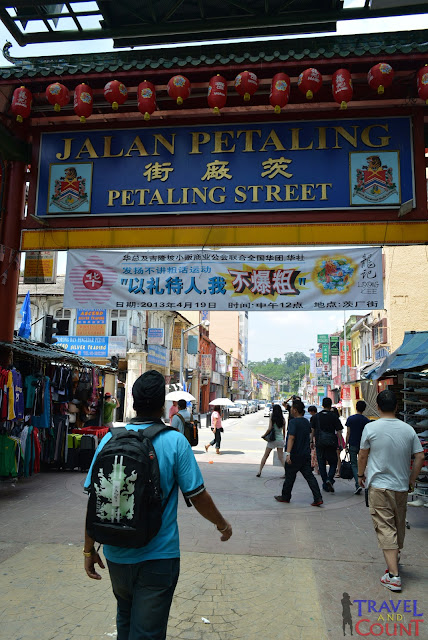 Malaysia's China Town
