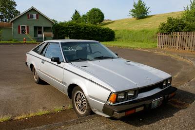 1980 Datsun 200SX Coupe.