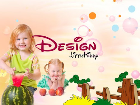 Best Kiddie Party Tarpaulin Template PSD