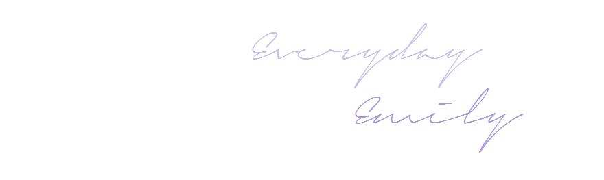 Everyday Emily