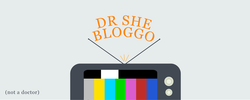DR SHE BLOGGO