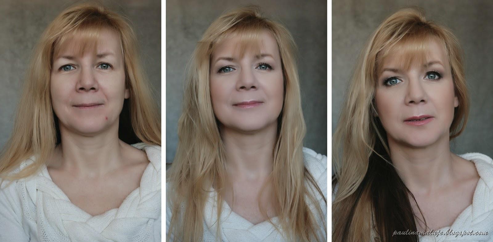 makijaż kobiety 40+