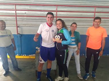 Celebración aniversaria de Imdafef culminó con intercambio futbolístico