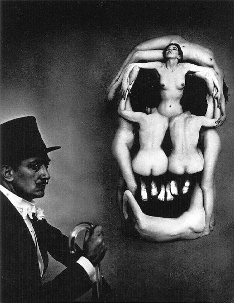Salvador Dali - In Voluptas Mors
