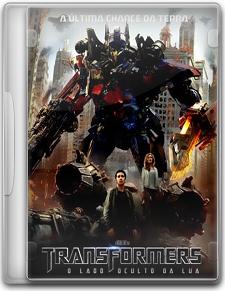 Capa Transformers 3   DVDRip   Dublado (Dual Áudio)