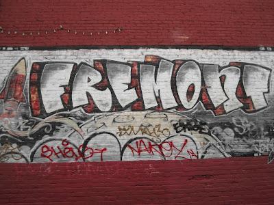Fremont Fremont Mural