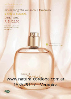 perfumes natura cordoba