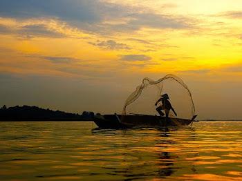 Aku Anak Nelayan.