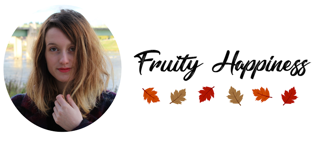 Fruityhappiness : blog mode, lifestyle & beauté