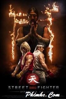Street Fighter 2014 - Chiến Binh Đường Phố