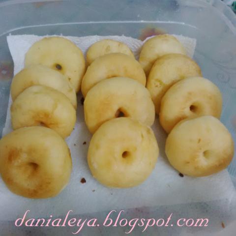 life is a story donut lembut dan gebu for beginner