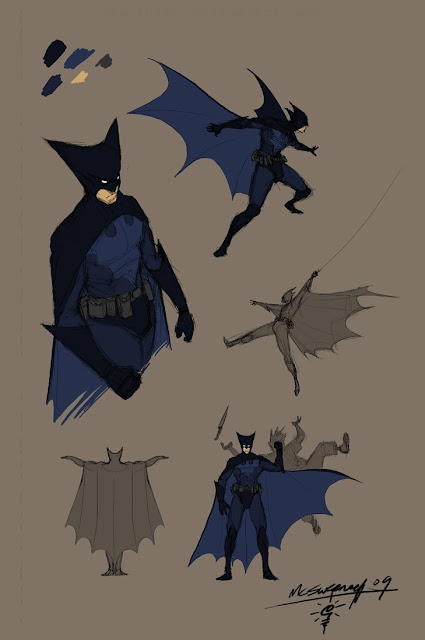Batman Redesigned