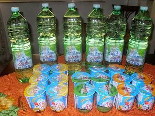 sant'anna bio bottle e i suoi benefici