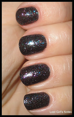 butter london dark knight nail polish