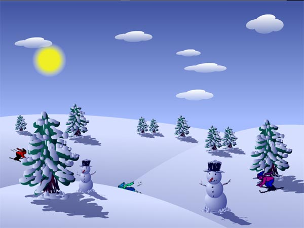 Winter Holidays Wallpapers