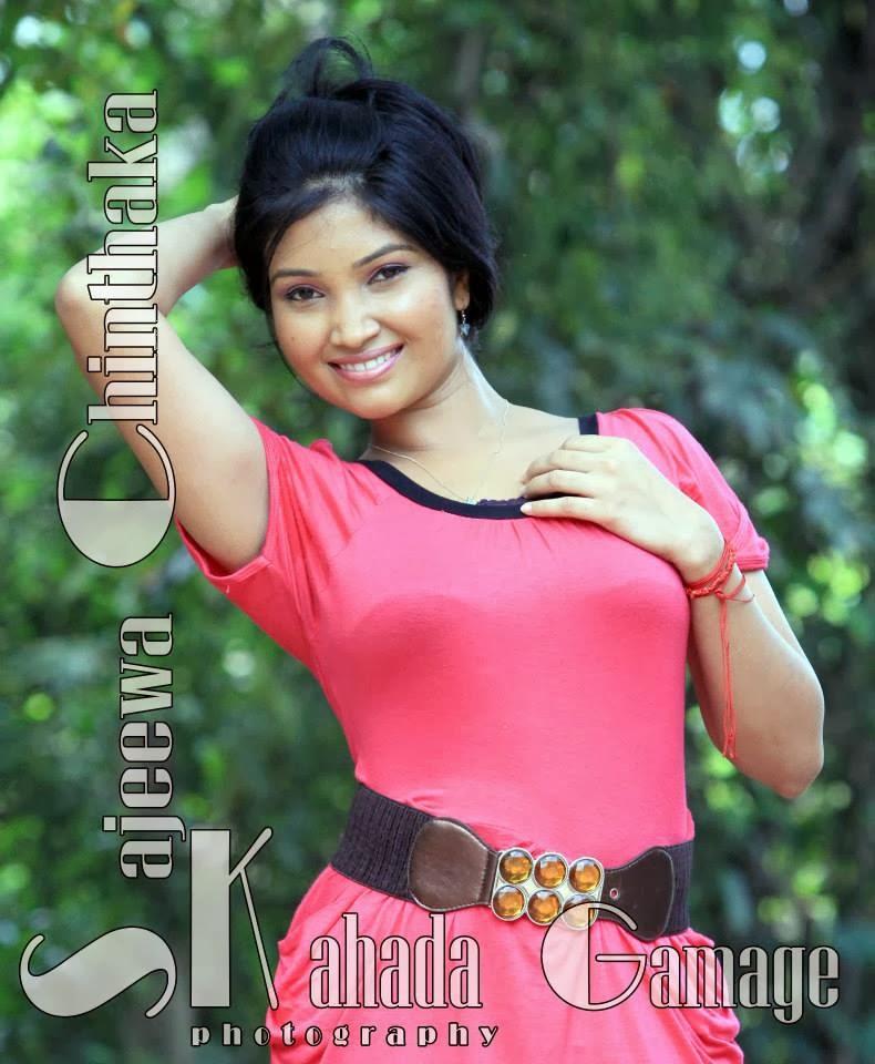 Nadeesha Rangani pink
