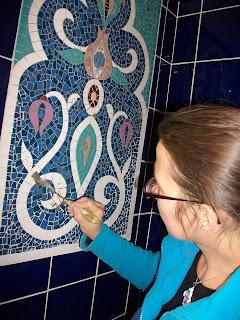 cours arts plastiques dessin peinture enfant adulte mosaique savenay loire atlantique par artiste severine peugniez