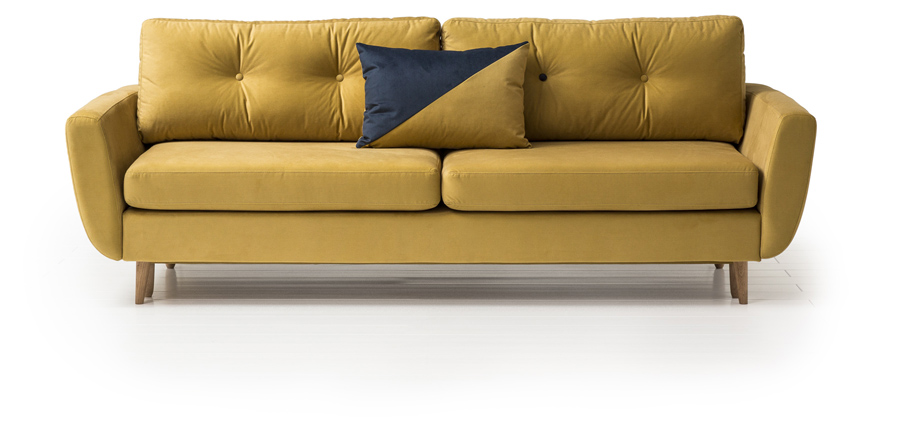 One Particularly Short Cheap Comfortable Sleeper Sofa