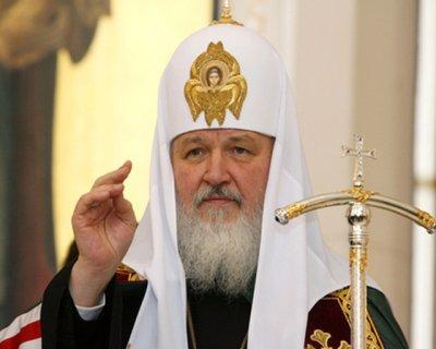 Патриарх Кирилл призвал не унывать из-за недостатка денег