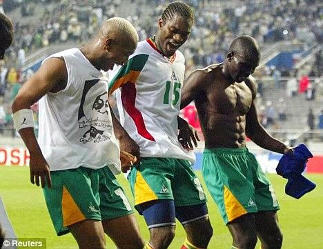Senegal vs. France - World Cup 2002