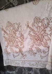 kursus batik warna alam kulit manggis