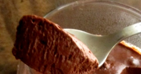 For the Love of Food : Mousse au Chocolat (Elizabeth David ...