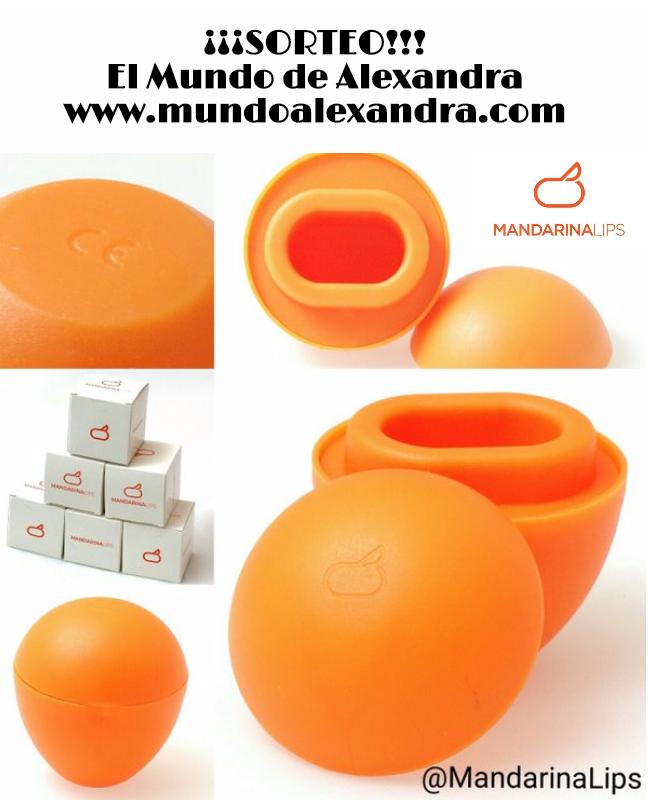 SORTEO MANDARINA LIPS