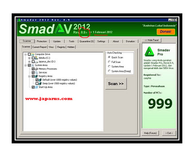 Free Download smadav 89 pro keygen 2012