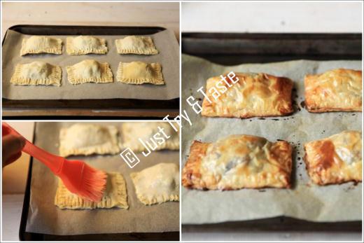 resep pastel dari puff pastry isi daging cincang