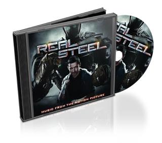 Download CD OST Real Steel Soundtrack 2011