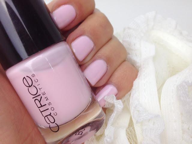 Catrice Nagellack Love Affaire in Bel Air Rosa
