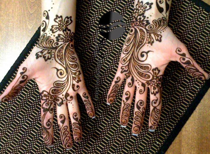 Bridal Mehndi Birmingham : Www latest mehndi designs hands com makedes.com