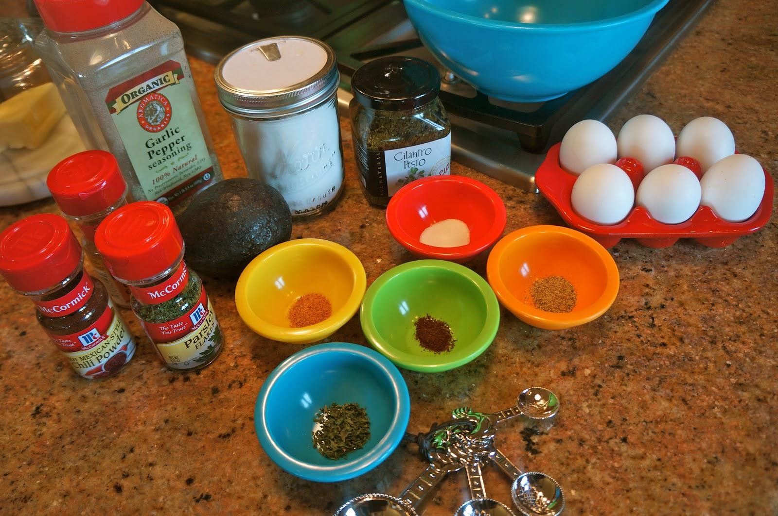 Pine Creek Style: Green Deviled Eggs?...