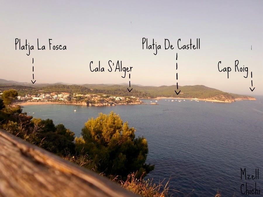 Fosca-Salguer-Cap-Roig-Panorama