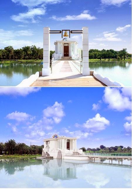 建立的永恆水教堂